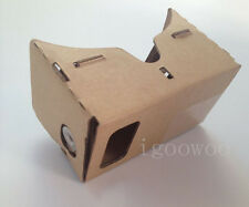 New Google Cardboard Valencia Quality 3d Vr Virtual Reality Glasses TOOLKIT