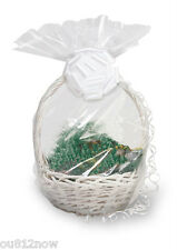 Clear Gift Bags - Perfect for all occasions - 5 Pack 0r 10 Pack choose your size