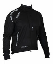 Zimco Pro Bike Jacket Cycling High Viz Jacket Winter Super Roubaix Wind Jersey