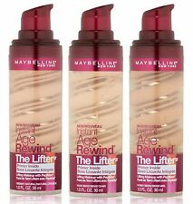 Maybelline INSTANT AGE REWIND THE LIFTER ~ Primer Inside ~ Choose Your Shade
