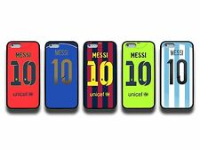 LIONEL MESSI FC BARCELONA ARGENTINA FOR IPHONE 4 4S 5 5S 5C 6 6 PLUS CASE COVER