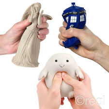 New Doctor Who Adipose Weeping Angel Or TARDIS Stress Toy Desktop Gift Official