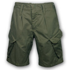 BRITISH ARMY  STYLE PCS ACU RIPSTOP OLIVE GREEN SHORTS COMBAT ISSUE CAMO AIRSOFT