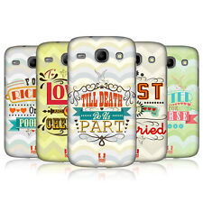 HEAD CASE WEDDING VOWS PROTECTIVE COVER FOR SAMSUNG GALAXY CORE I8262