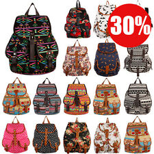 All Over Print Backpack Book Bag Pattern Fashion Animal Floral Large School Tot