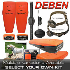 Deben Ferret Finder Terrier Finder Collar Set MK3 + LONG RANGE AVAILABLE