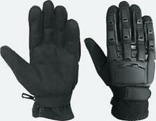 B New Armored Paintball Airsoft Full Finger Tactical Gloves