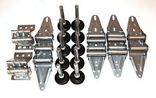 Garage Door Hinge and Roller Tune Up Kit for 9' x 7' / 8' x 7' - 18 Gauge Hinges