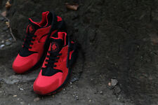 "Nike Air Huarache LE - ""Love/Hate Pack"" QS - Red/Black - All Sizes"