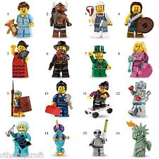 Lego Minifigures 8827 Series 6 Choose Your MiniFigure Brand New Factory Sealed