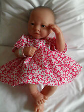 DRESS DOLLS CLOTHES FIT LITTLE BABY BORN FIRST ANNABELL 34CM