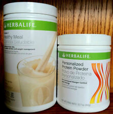 Herbalife Formula1 Nutritional Shake + Personalized Protein Powder FREE SHIPPING