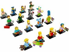 Lego The Simpsons Minifigures Series 13 71005 - PICK YOUR FIGURE BRAND NEW LEGO