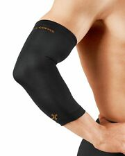 Tommie Copper Men's Elbow Compression Sleeve Black Slate Gray Nude Small - XL