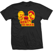 Dirty Burger T-shirt Trailer Park Boys Conky Bubbles Ricky Julian