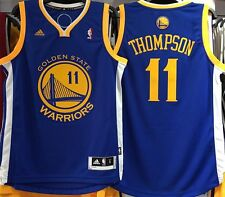 KLAY THOMPSON GOLDEN STATE WARRIORS NBA JERSEY AWAY SWINGMAN REV 30 NEW NWT
