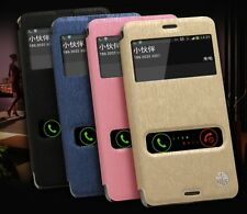 New PU Leather Flip Cover Case For Sony Xperia Z3 Compact D5803 D5833 phone