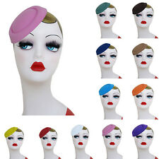 Women Mini Top Hat Fascinator Base Craft Making Millinery Supplies A241