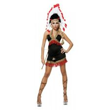Sexy Indian Costume Adult Halloween Fancy Dress