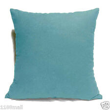 ccc-a27 FRENCH BLUE High Quality Cotton Canvas Cushion/Pillow Cover Custom Size