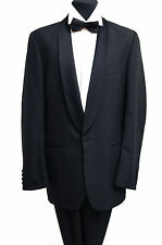 DJ-1 MENS FORMAL SHAWL COLLAR DINNER SUIT, FULL SUIT PACKAGE, EVENING WEAR