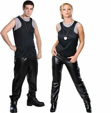 Battlestar Galactica Double Tank Top Adult Halloween Costume Men/Women Starbuck