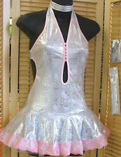 DANCE DRESS COSTUME DISCO MODERN TAP JAZZ FREESTYLE LATIN HELLO KITTY DRESS