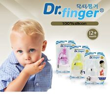 Dr. finger STOP THUMB-SUCKING AID TREATMENT KIT BABY CHILD DR THUMB GUARD