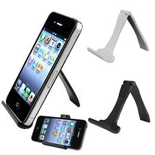 Mini Desk Folding Stand Holder Cradle For Apple iPhone 4 5 Samsung Cell Phone