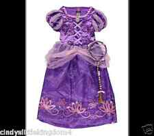 New Disney Princess Rapunzel musical fancy dress costume dressing up outfit