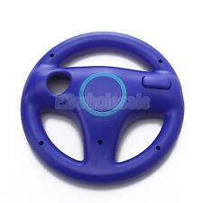 Plastic Racing Game Steering Wheel for Nintendo Wii Mario Kart Remote Controller