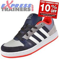 Adidas Junior Kids SK Neo Lawsuit Classic Skate Trainers Navy * AUTHENTIC *
