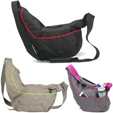 Lowepro Passport Sling Waterproof DSLR SLR Camera Shoulder Bag Padded Insert New
