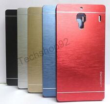 Back Cover Case With Metallic Finish For Xiaomi Redmi 1S Back Cover