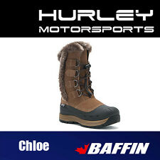 """BAFFIN """"CHLOE"""" Womens/Ladies Snowmobile Boot -Taupe- Size 7, 8, 9, 10, 11"""
