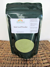 Kale Powder - 8oz (Brassica Oleracea)100% Pure Natural Superfood - Free Shipping