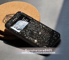 Bling Swarovski Element Crystal View Cover Case For iPhone 4/5/6 4.7/5.5 Plus
