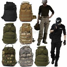 Outdoor Sport Camping Hiking Trekking Bag Military Tactical Travel Backpack
