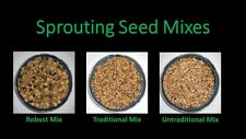 Sprouting Seed Mix - Non-GMO Sprout Mixes - Multiple Varieties & Weight Options
