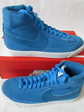 nike blazer mid vintage (GS) hi top trainers 539929 441 sneakers shoes