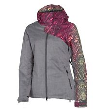 Volcom Flint Insulated Women's Jacket Ski Snowboard Winter Coat New 2015