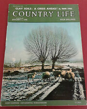 Country Life Magazines 1970 Birthday Gift Country Houses Christmas Gift Original