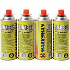 BUTANE GAS BOTTLES CANISTERS IDEAL FOR PORTABLE STOVES GRILLS HEATERS 4,8  & 12