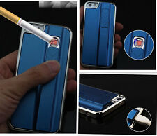 New Cool Design Phone Case With Cigarette Lighter Cover for iphone5/5S/6