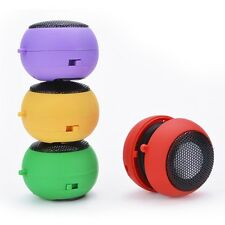 Portable USB Mp3 Speaker Stereo Mini Speaker Music MP3 Player Loudspeaker