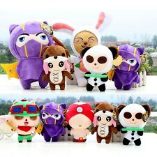 11 Styles New Cute Games League of Legends Plush Stuffed Toys Dolls LOL S/M/L
