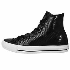 Converse Chuck Taylor All Star Black Snakeskin 2014 Unisex Classic Casual Shoes