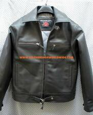 Leather Jacket Luftwaffe Style MMJ101F Custom Made, Available in 7 colors