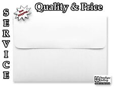 White A9 Envelopes (5-3/4 x 8-3/4) for 5-1/2 x 8-1/2 Cards Invitations Weddings