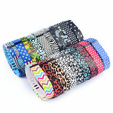 Small Large 3D Pattern Replacement Wristband + Clasp For Fitbit Flex No Tracker